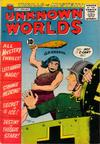 Cover for Unknown Worlds (American Comics Group, 1960 series) #7