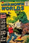 Cover for Unknown Worlds (American Comics Group, 1960 series) #8
