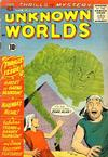 Cover for Unknown Worlds (American Comics Group, 1960 series) #11