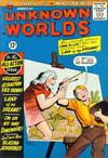 Cover for Unknown Worlds (American Comics Group, 1960 series) #13