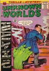 Cover for Unknown Worlds (American Comics Group, 1960 series) #14