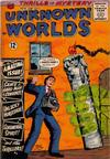 Cover for Unknown Worlds (American Comics Group, 1960 series) #16