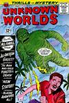 Cover for Unknown Worlds (American Comics Group, 1960 series) #17