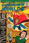 Cover for Unknown Worlds (American Comics Group, 1960 series) #18