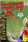 Cover for Unknown Worlds (American Comics Group, 1960 series) #20