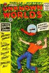 Cover for Unknown Worlds (American Comics Group, 1960 series) #22