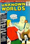 Cover for Unknown Worlds (American Comics Group, 1960 series) #25