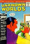 Cover for Unknown Worlds (American Comics Group, 1960 series) #27
