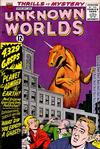 Cover for Unknown Worlds (American Comics Group, 1960 series) #28