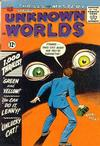 Cover for Unknown Worlds (American Comics Group, 1960 series) #31