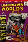 Cover for Unknown Worlds (American Comics Group, 1960 series) #32