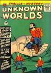 Cover for Unknown Worlds (American Comics Group, 1960 series) #33