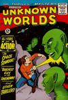Cover for Unknown Worlds (American Comics Group, 1960 series) #34