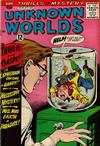 Cover for Unknown Worlds (American Comics Group, 1960 series) #35