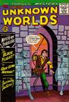 Cover for Unknown Worlds (American Comics Group, 1960 series) #37