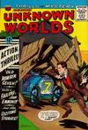 Cover for Unknown Worlds (American Comics Group, 1960 series) #39