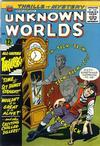 Cover for Unknown Worlds (American Comics Group, 1960 series) #40