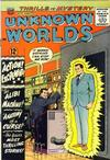 Cover for Unknown Worlds (American Comics Group, 1960 series) #41