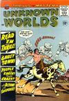 Cover for Unknown Worlds (American Comics Group, 1960 series) #42
