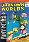 Cover for Unknown Worlds (American Comics Group, 1960 series) #43
