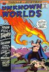 Cover for Unknown Worlds (American Comics Group, 1960 series) #51