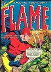 Cover for The Flame (Farrell, 1954 series) #2