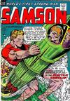 Cover for Samson (Farrell, 1955 series) #12
