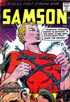Cover for Samson (Farrell, 1955 series) #13