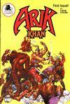 Cover for Arik Khan (A-Plus Comics, 1991 series) #1
