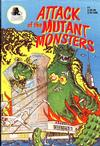 Cover for Attack of the Mutant Monsters (A-Plus Comics, 1991 series) #1