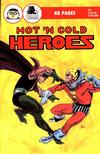 Cover for Hot 'N Cold Heroes (A-Plus Comics, 1990 series) #2