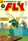 Cover for The Fly [Adventures of The Fly] (Archie, 1959 series) #5