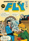 Cover for Adventures of The Fly (Archie, 1960 series) #25