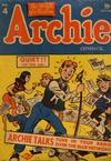 Cover for Archie Comics (Archie, 1942 series) #4