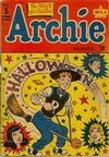 Cover for Archie Comics (Archie, 1942 series) #5