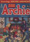 Cover for Archie Comics (Archie, 1942 series) #6