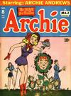Cover for Archie Comics (Archie, 1942 series) #8