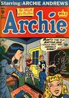 Cover for Archie Comics (Archie, 1942 series) #9