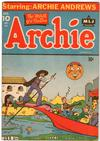 Cover for Archie Comics (Archie, 1942 series) #10