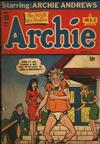 Cover for Archie Comics (Archie, 1942 series) #11