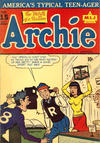 Cover for Archie Comics (Archie, 1942 series) #15