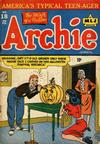 Cover for Archie Comics (Archie, 1942 series) #18