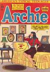 Cover for Archie Comics (Archie, 1942 series) #23