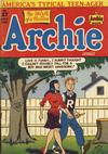 Cover for Archie Comics (Archie, 1942 series) #27