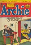 Cover for Archie Comics (Archie, 1942 series) #29
