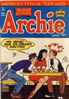 Cover for Archie Comics (Archie, 1942 series) #32