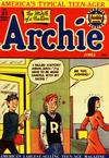 Cover for Archie Comics (Archie, 1942 series) #37