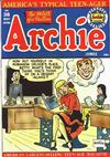 Cover for Archie Comics (Archie, 1942 series) #38