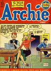 Cover for Archie Comics (Archie, 1942 series) #41