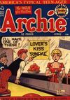 Cover for Archie Comics (Archie, 1942 series) #42